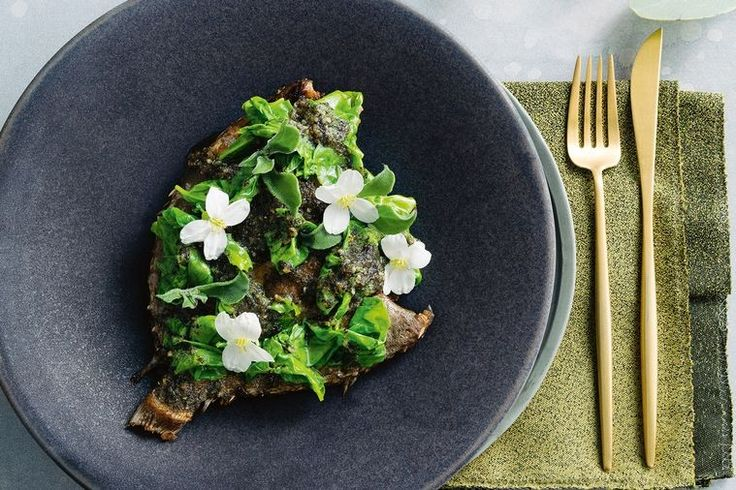 """""""Cooking John Dory on the bone changes it completely - it becomes so juicy and flavoursome."""" Peter Gilmore"""