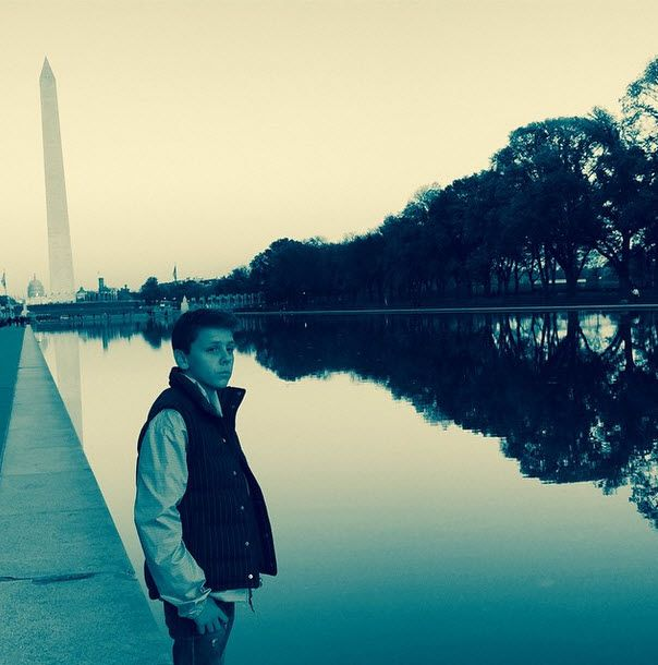Video: Jacob Bertrand Interviewed The Washington Wizards November 10, 2014