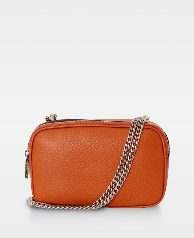DECADENT Anabelle small bag, autumn orange