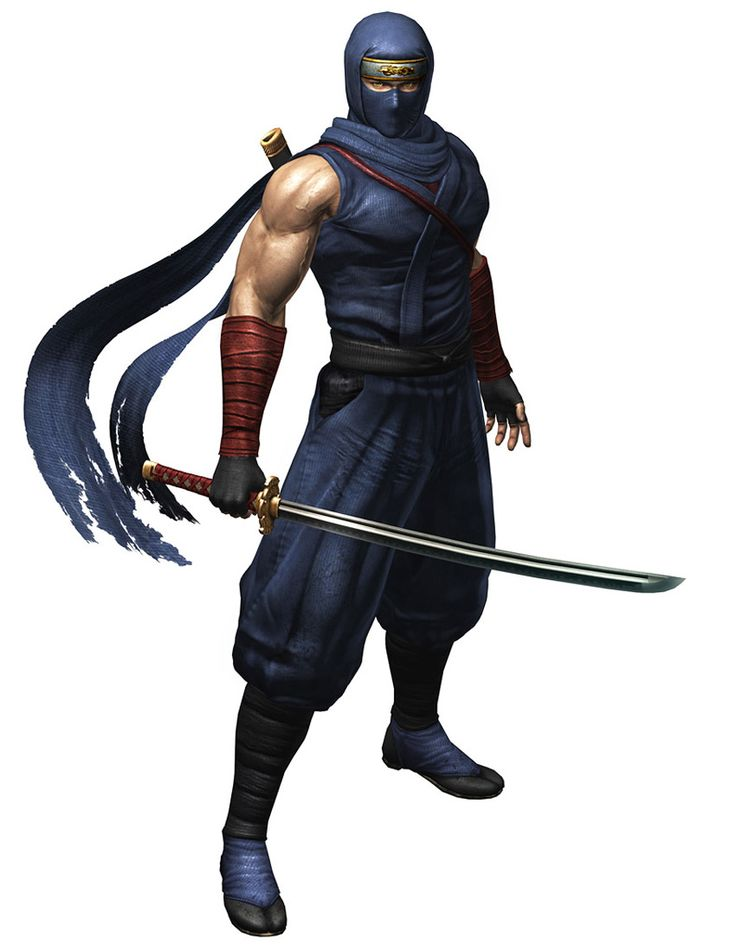 Ryu, Traditional Dark Blue from Ninja Gaiden 3: Razor's Edge