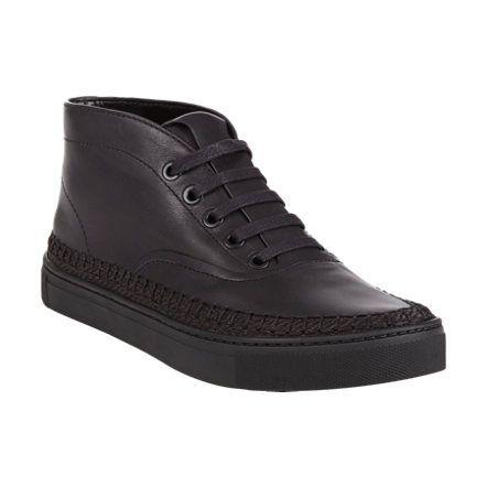 Alexander Wang Jess High-Top Espadrille Sneakers at Barneys.com