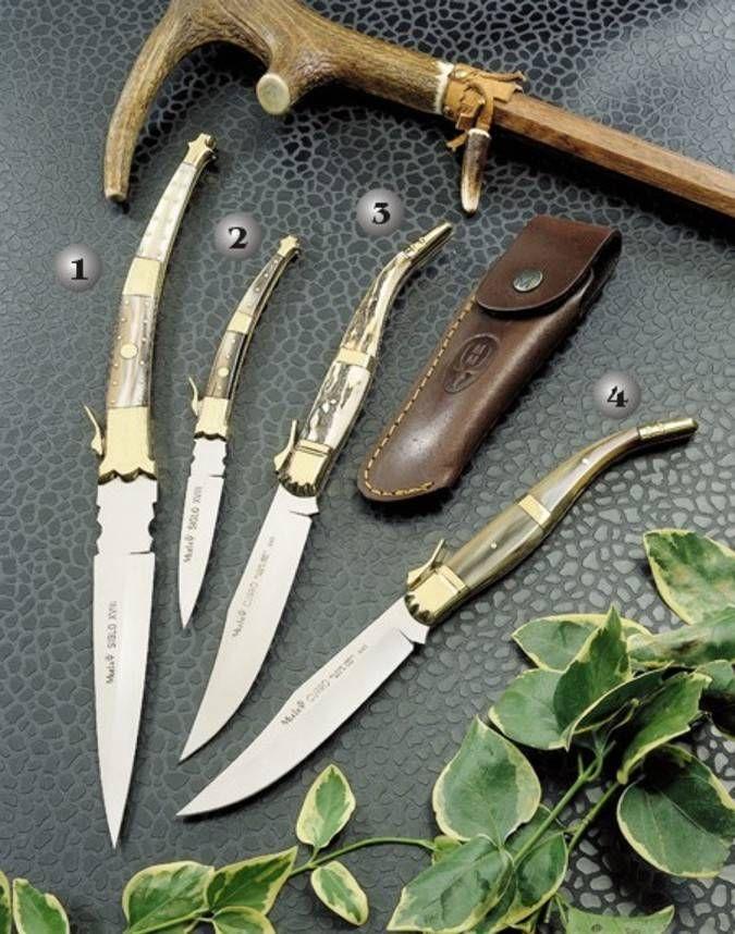 Муэла карманные ножи