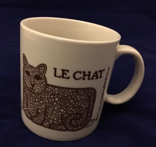 le chat mug lunches
