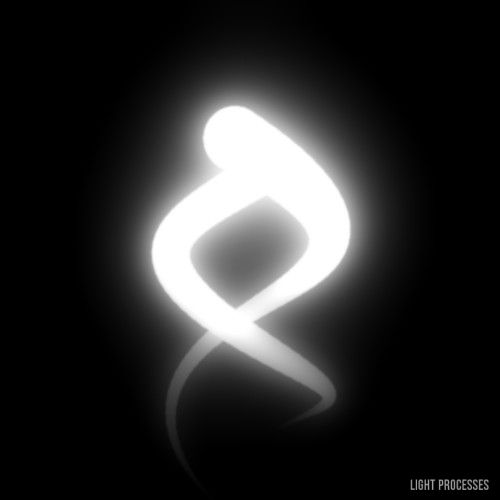 lightprocesses:  Lovers.Coded in Processing20 frames._Related: Abstract Creatures.