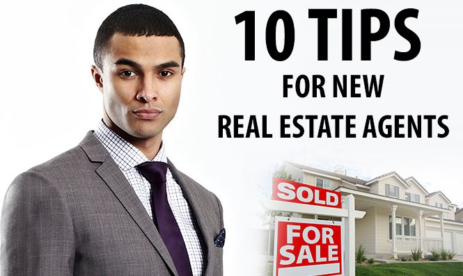 10 Tips for new real estate agents | Useful tips to know | Success | Real Estate |  Find more tips for agents and brokers on the Zenergyst real estate blog at www.zenergyst.com/blog