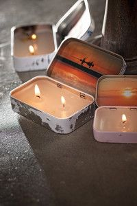 Creative Company | Photocraft: Tin candles