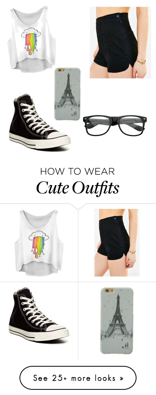 Fashion look from june 2014 featuring thigh high hosiery purple -  Cute Outfit By Fall Out Boy Fan Girl On Polyvore