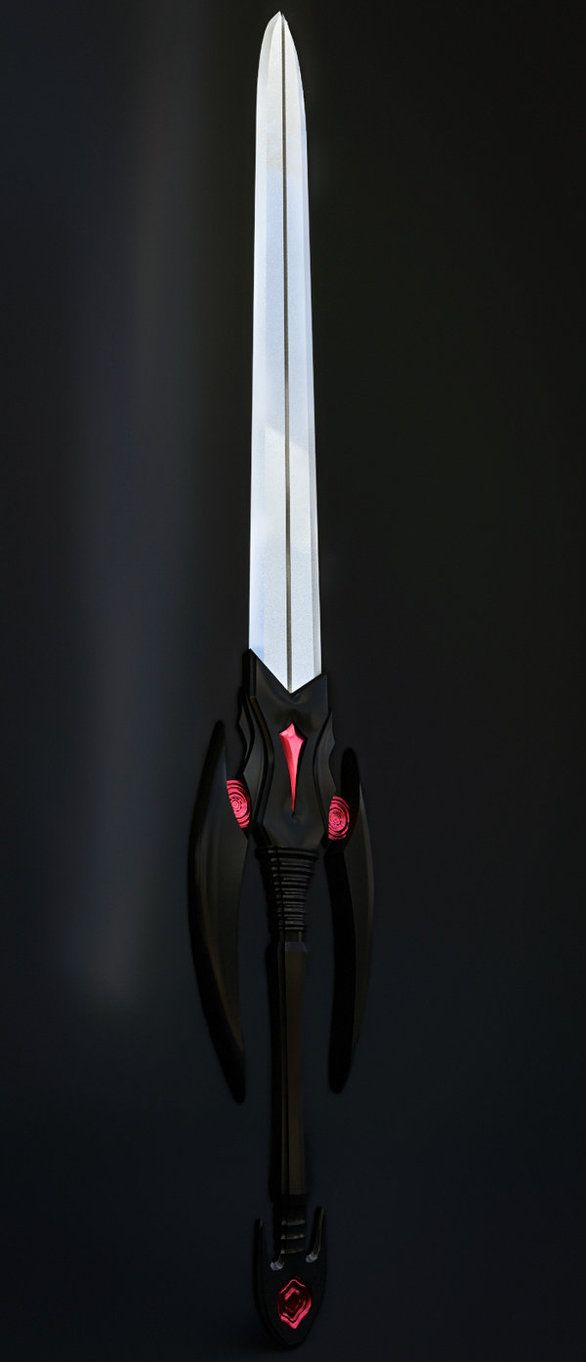 Sci-fi Sword 3 by AH-Kai on DeviantArt