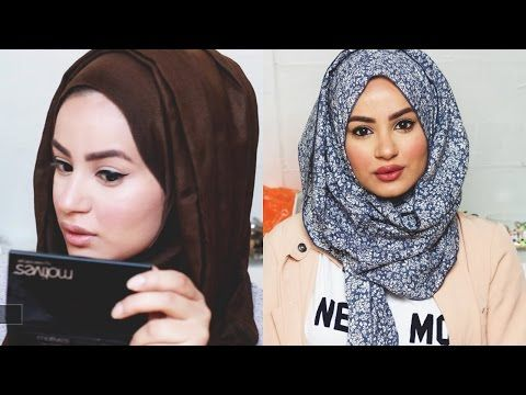 Get Ready With Me : Make-up Tutorial, Hijab Tutorial & Outfit of the day! | Hijab Hills - YouTube
