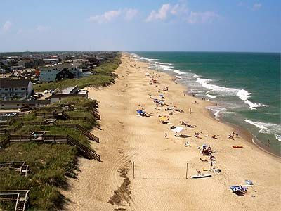 Outerbanks, North Carolina is the future site of my beautiful beach home. Someday a piece of that place will be all mine :)
