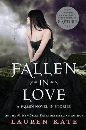 Sequel to The Fallen Saga by Lauren Kate