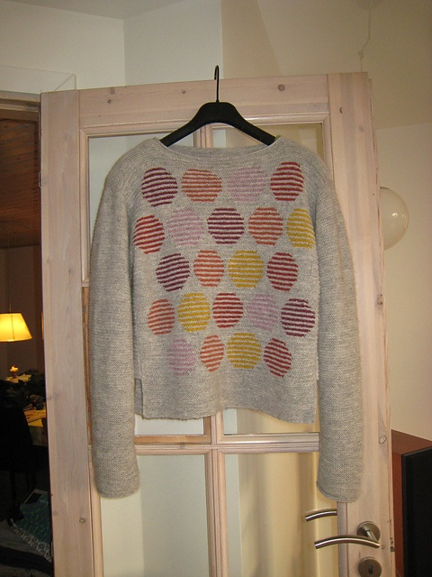 Solen designed by Marianne isager and knitted by Christina Wimmelmann