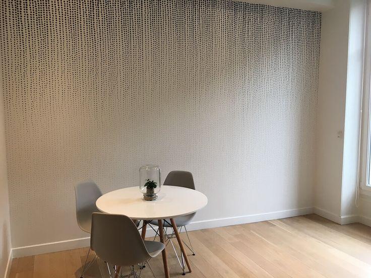 les 253 meilleures images du tableau papier peint bureau sur pinterest appartement bureau. Black Bedroom Furniture Sets. Home Design Ideas