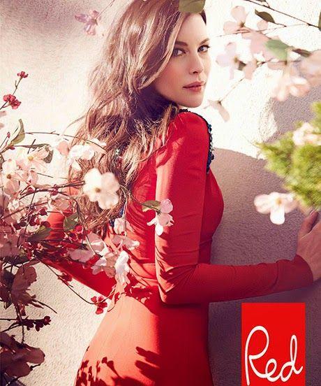 Liv Tyler: Liv Tyler Interview in Red