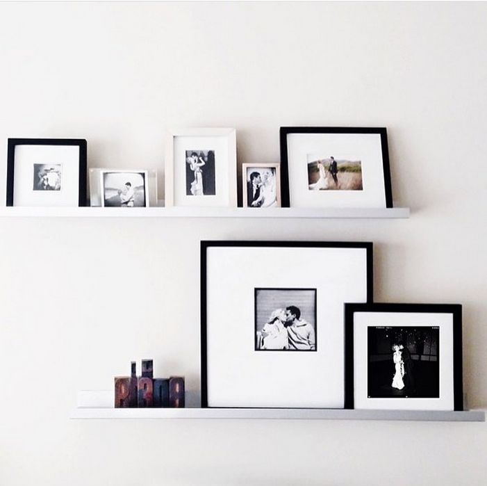 Wedding collage photos Instantly Framed