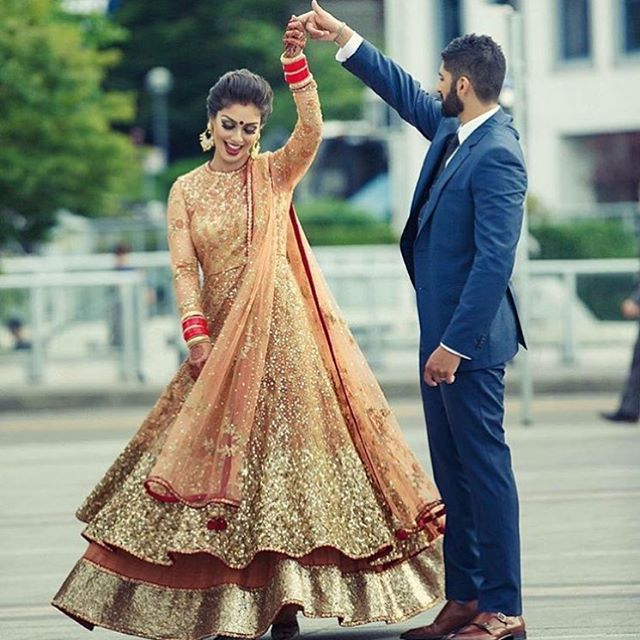 Beautiful shot! Photography: @deostudios Hair & Makeup: @pinkorchidstudio #indian_wedding_inspiration