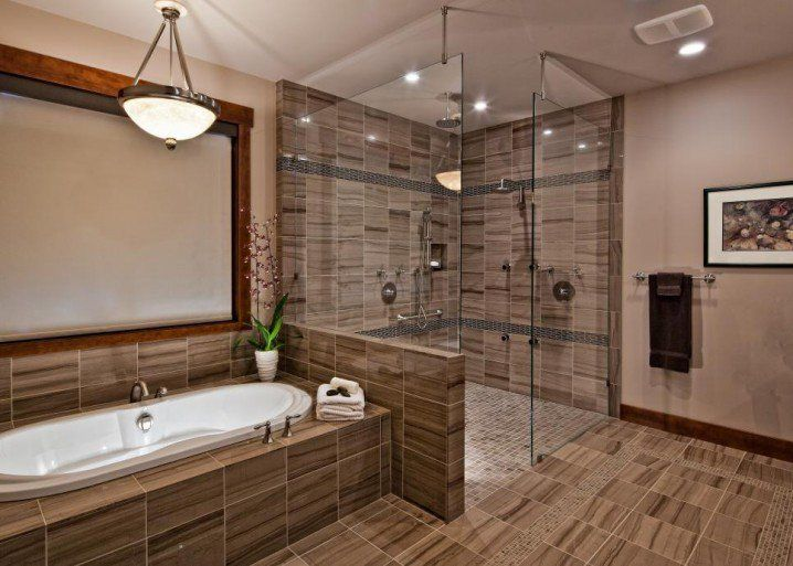 Art Exhibition Doorless Walk In Shower Designs Pictures