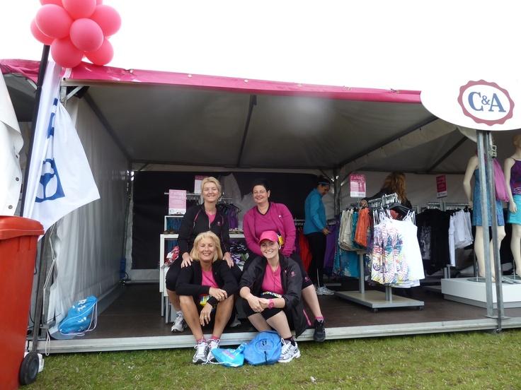 Lady's Run  2012