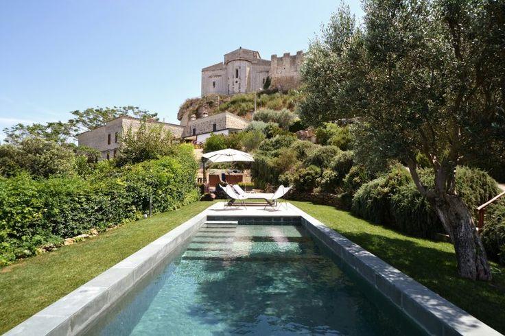 Fontanile Pool by Laboratorio di Architettura e Design