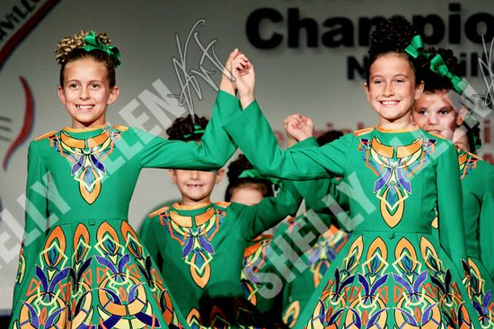 RNE Teams 002 IRISH DANCE NATIONALS ~ Photo by Shelly Allen