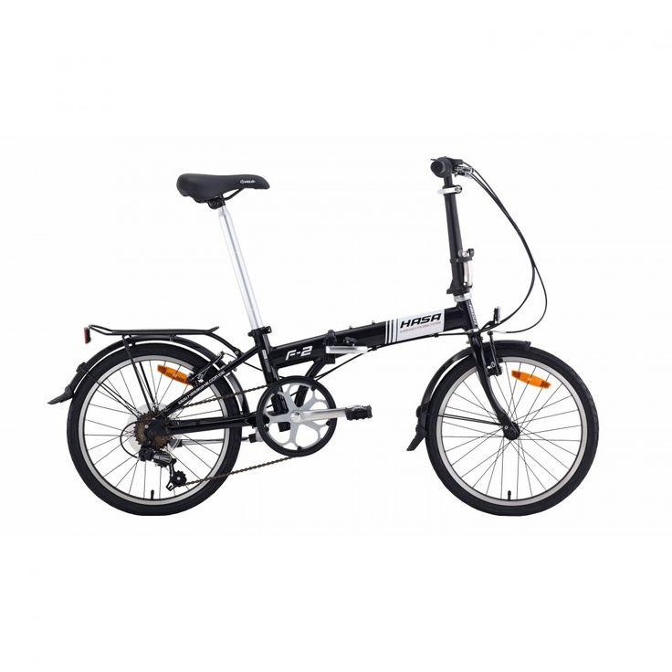 [VENTA] Bicicleta plegable 20'' Hasa F2 folding bike - PP