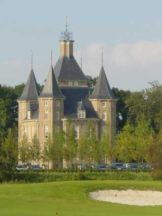 kasteel Heemstede, the Netherlands