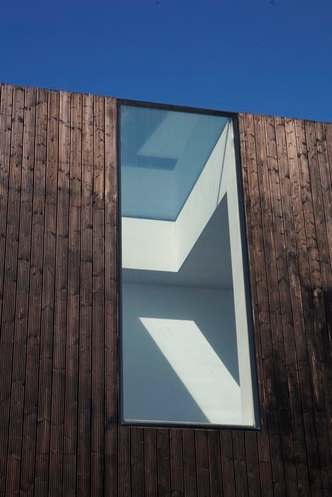 Cross laminated timber panels architecture design