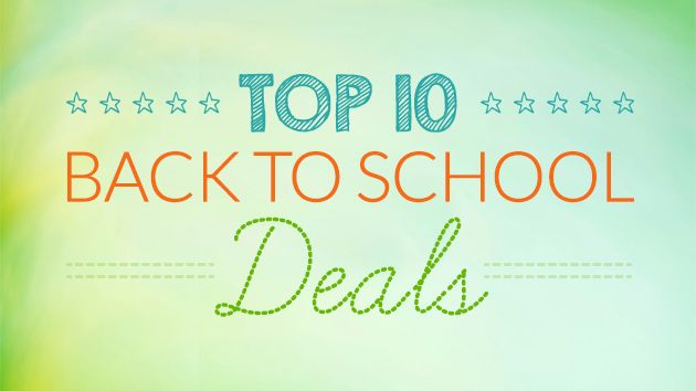 Jul 31,  · The best back-to-school deals for tech and supplies that are offered online and in-store. We've got deals from Target, Walmart, Best Buy and Amazon.