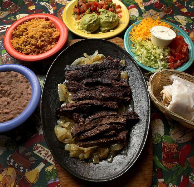 Beef fajiltas at Lupita's Mexican Restaurant. Photo: Karen Warren, Houston…