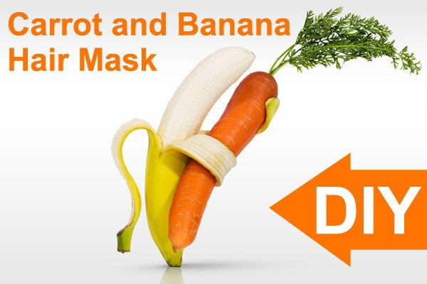 Come let us make a rich and deep conditioning hair mask that your hair will love! Here is the tutorial on carrot and banana hair mask!