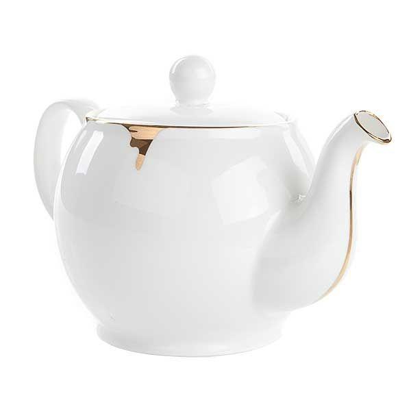 Reiko Kaneko Gold Drip Tease Teapot