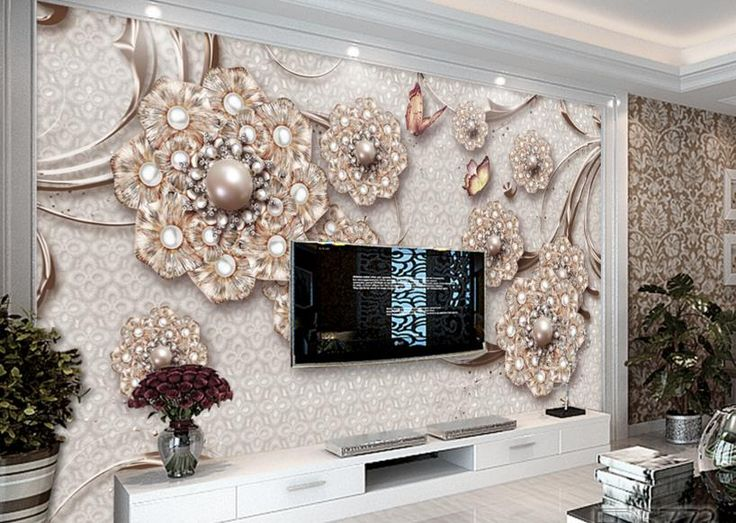 check discount 3d wall murals wallpaper customized 3d stereoscopic wallpaper jewelry flowers 3d wallpaper #photo #jewelry