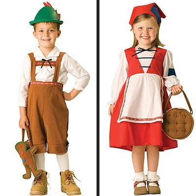 Jancsi és Juliska, farsangi jelmez ikreknek, HANSEL AND GRETEL, costume for twins