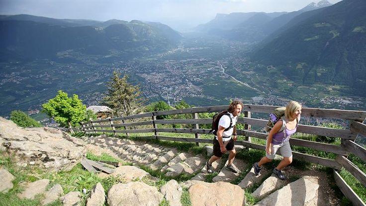 Wandern und törggelen in Südtirol