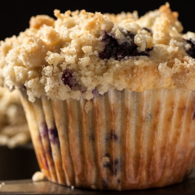 Ultimate Blueberry Muffins Recipe - CHOW.com
