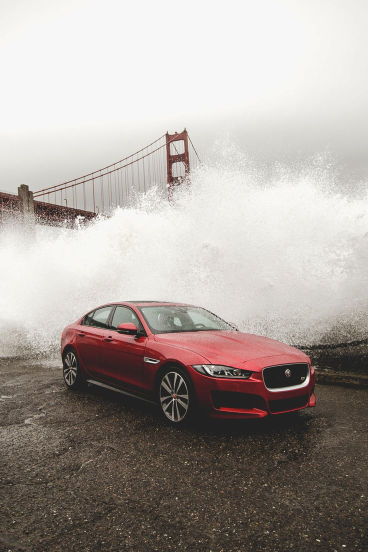 "w-canvas: "" Jaguar XE by Adrian Sky """