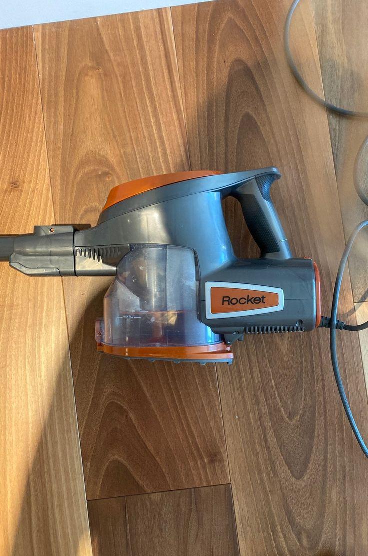 Shark rocket ultralight corded vacuum with multiple