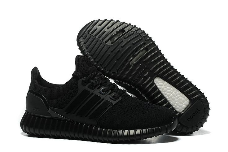 Adidas Yeezy Ultra Boost 2016-2017 David Beckham All Black Anthracite UK  Trainers 2017/Running Shoes 2017 | 2017 New Adidas | Pinterest | Ultra boost  2016, ...