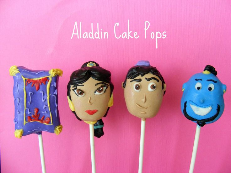 Check out these most amazing sets of cake pops!!