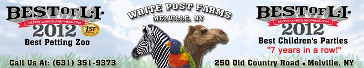 The best Fall Festival on Long Island at the great Long Island pumpkin farm White Post Farms