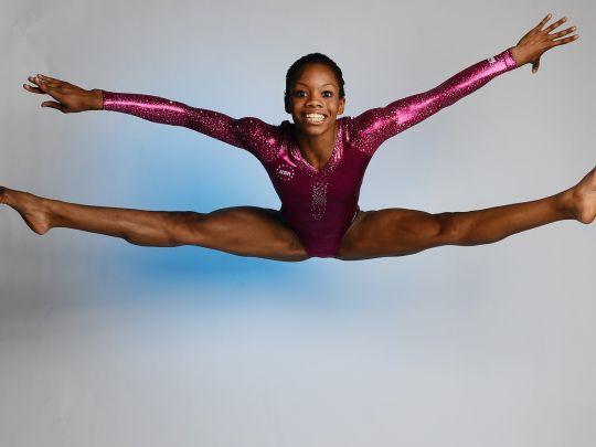 Portraits of Team USA 2012 gaby douglas