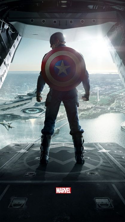 Captain America The Winter Soldier Wallpers http://shink.in/TqbJG Movie Posters Wallpapers F4F Picture, HD Phone Pictures, Marvel/DC, IMG, Art Gallery, Beautiful Landscapes, Widescreen, IPhone Lockscreen, Comics Photos https://es.pinterest.com/phonepicshare/ Heros Universe, Heroe Personajes, Awesome Illustration, Portadas Frases Celebres http://ouo.io/Disfdk