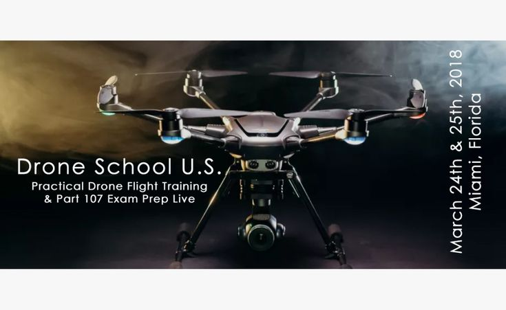 Learn to fly Drones, Start a Drones related business and qualify to become a Professional Drone Pilot with practical hands-on Drone flying practice, Part 107 Drone License Test Prep, and learn how to establish and run a successful Drone Business, including best business practices, marketing and everything you need to know