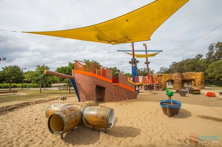 Got kids? These 5 Gold Coast playgrounds will keep them entertained and mum and dad happy too!