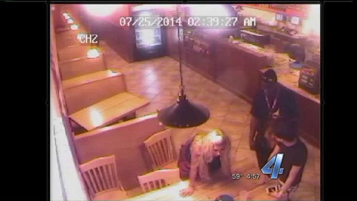 NORMAN, Okla. - Video of an OUfootball star punching a woman in the face at a Norman restaurant has finally been made public.  It's been over two years since OU running back Joe Mixon was suspended for punching Amelia Molitor in a restaurant on Campus Corner.  Molitor suffered several broken bones in her face,and Mixon entered an Alford plea to the assault charges.