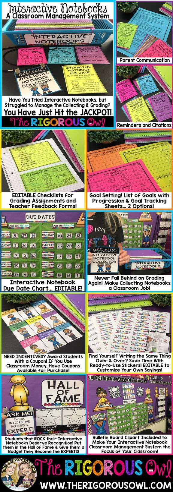 Interactive Notebooks are the best! Grading Interactive Notebooks not so much...until now! We have simplified grading Interactive Notebooks. Grab this resource now! You will save so much time!