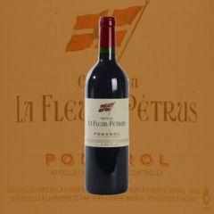 Chateau La Fleur-Petrus 2000.  Very rare wine, produced 12.000 bottles only. Jewel of Pomerol (Jancis Robinson).