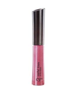 Cy° coctel kiss de Cyzone - Brillo labial con delicioso sabor a frutas (Tono Cranberry Champagne) #PrimerasVecesByCyzone