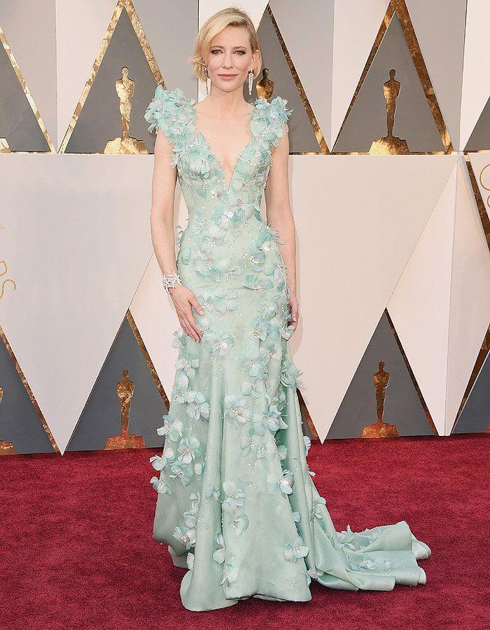 Oscar 2016: Foto a foto, los mejores vestidos de la alfombra roja