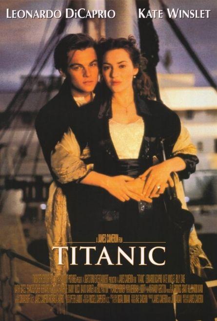 Titanic Movie Poster Print (27 x 40) - Item # MOVCG8670